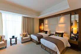 Interior Hotel Room - getting results when you complain at a hotel