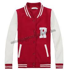 womens letter r varsity letterman jackets red letter r varsity