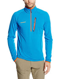 mammut eiswand light zip pullover mammut eiswand jacket men s at amazon men s clothing store