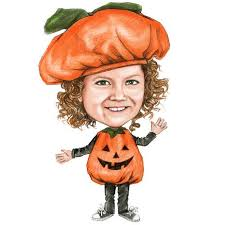 Body Halloween Costumes Caricature Halloween Costume Halloween Paintings Canvas