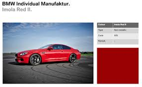 porsche red paint code factory bmw individual colors interior and trim info for us f80
