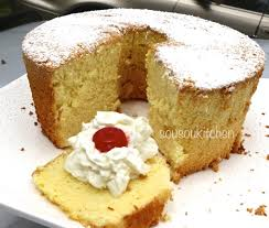 cuisine facile et rapide gâteau éponge facile rapide sousoukitchen