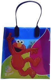 Favor Bags by Sesame Elmo Favor Goodie Gift Bag 6