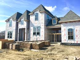 5000 sq ft house shaddock homes at shaddock creek estates in frisco has 4 quick