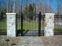 steel fence gate crafts home