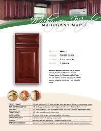 Kitchen Cabinets Specifications Cabinets