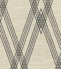 wareham black bone upholstery fabric nate berkus patterns