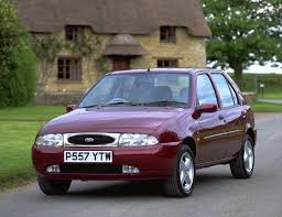 ford fiesta hatchback 1995 1999 features equipment and