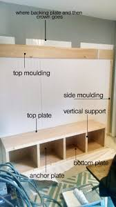 Building A Mudroom Bench Diy Custom Mudroom For Under 200 Beadboard And Built In Bench