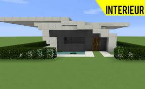 Maison Modern Minecraft by Minecraft Tuto Construction D U0027une Petite Maison Moderne