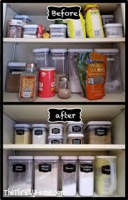 Organize Kitchen Cabinets The 25 Best Deep Pantry Organization Ideas On Pinterest Pantry
