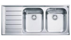 Franke Neptune NEX RightHanded Stainless Steel Kitchen Sink - Franke kitchen sink reviews