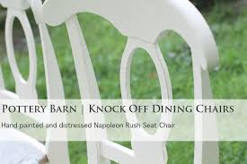 Knock Off Pottery Barn Furniture Remadesimple Pottery Barn Knock Off Chairs