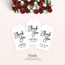 bridal shower favor tags shop bridal shower favor tags on wanelo