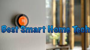 new smart home technology 5 best smart home tech 2016 youtube
