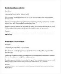 payment reminder letter archives free sample letters payment