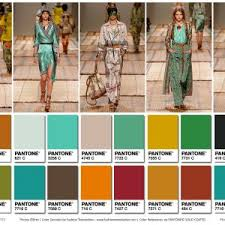 pantone color forecast 2017 color trends fashion trendsetter