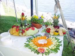 wedding platters wedding menus house