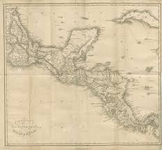 america map guatemala file 1823 map of central america from a statistical and commercial