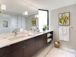 Large Bathroom Mirror Ideas - bathroom mirror ideas on wall home design inspirations