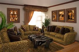 South African Living Room Designs Decoration Home Interior African