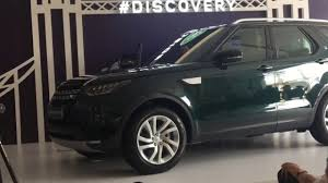 new 2018 land rover discovery hse youtube