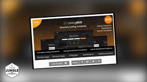 listinggeo directory listing template download youtube