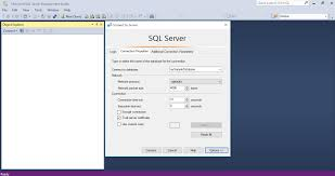 ssms connect and query data in azure sql database microsoft docs