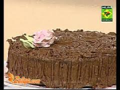 chocolate walnut fudge cake by shireen anwer zaiqa