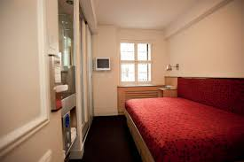 behold the smallest hotel rooms in new york from oyster com