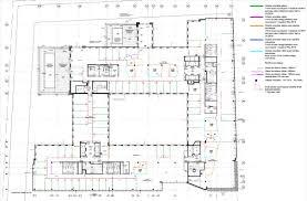 plan des bureaux 3 calq architecture tertiaire ensemble bureaux plans preneurs