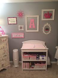 Pink Wall Decor For Nursery palmyralibrary