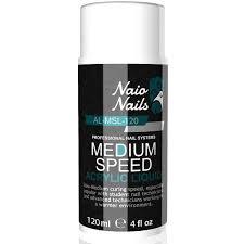 120ml medium speed acrylic nail liquid monomer naio nails us