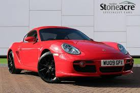 used 2009 porsche cayman 2 7 987 2dr for sale in south