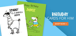 personalised cards from 1 49 gettingpersonal co uk