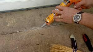 Repair Concrete Patio Cracks How To Caulk And Seal Cracks In A Concrete Driveway Today U0027s