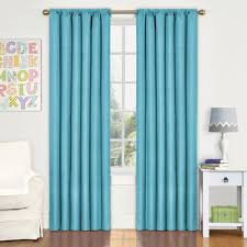 myscene kendall kids thermaback blackout window curtain