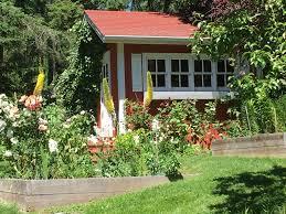 orcas island cottage and garden tour montana happy
