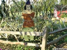 mapleton il wizard of oz garden