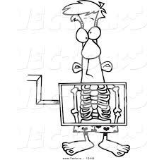 x ray cartoon clipart china cps