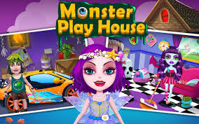 baby monster play house android apps on google play
