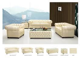 Leather Sofa Loveseat Modern Sofa Sets Leather Chenille Fabric Velvet Vinyl Sofa Sets