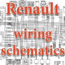 renault megane mk2 wiring diagram renault diy wiring diagrams