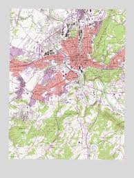 map of berks county pa reading pa topographic map topoquest