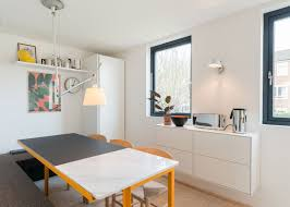flat house design archmongers simplifies and brightens 1970s ex council house