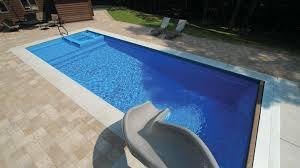 leisure pools usa fiberglass swimming pools