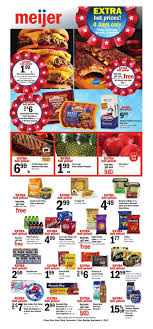 meijer 4 day sale ad sep 1 4 2017