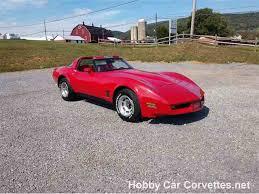 1983 stingray corvette 1981 chevrolet corvette for sale on classiccars com 37 available