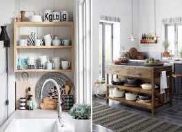 cuisine inspiration rangements ouverts dans la cuisine 10 façons de les adopter