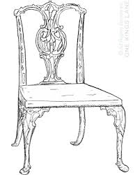 thomas chippendale chairs rococo gothic and chinese style